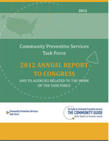 Cover of the 2012 Annual Report
